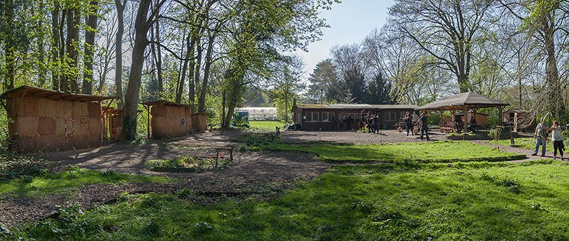Pfeil und BogenWelt im Rombergpark Dortmund