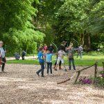 Pfeil und BogenWelt im Rombergpark Dortmund, Bogenschießen lernen für Kinder