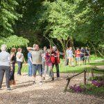 Pfeil und BogenWelt im Rombergpark Dortmund, Bogenschießen Seminar