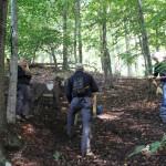 Bogenschießen Herbstturnier 3D-Ziel Widder
